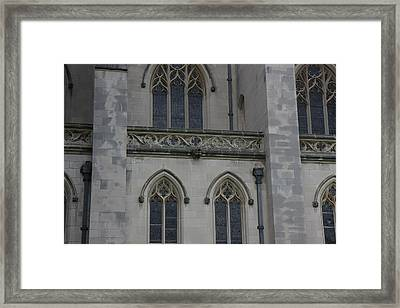 Washington National Cathedral - Washington Dc - 011358 Framed Print by DC Photographer