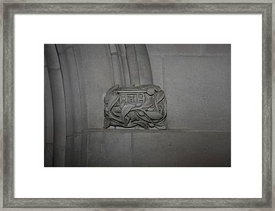 Washington National Cathedral - Washington Dc - 011363 Framed Print by DC Photographer