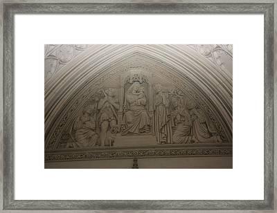 Washington National Cathedral - Washington Dc - 011366 Framed Print by DC Photographer