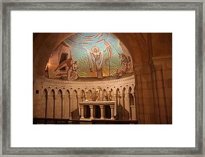 Washington National Cathedral - Washington Dc - 011370 Framed Print by DC Photographer