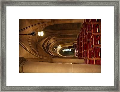 Washington National Cathedral - Washington Dc - 011371 Framed Print by DC Photographer
