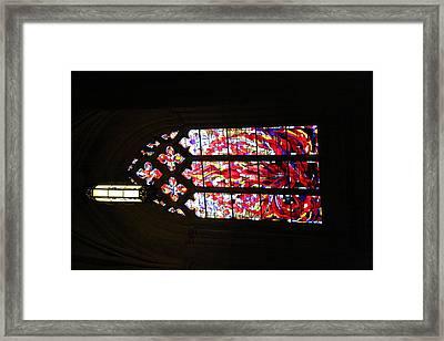 Washington National Cathedral - Washington Dc - 011377 Framed Print by DC Photographer