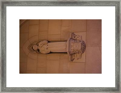 Washington National Cathedral - Washington Dc - 011389 Framed Print by DC Photographer