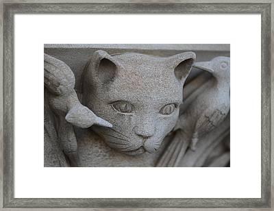 Washington National Cathedral - Washington Dc - 01139 Framed Print by DC Photographer