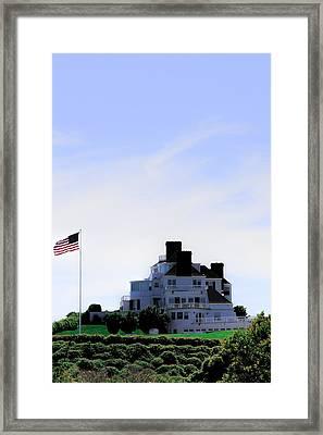 Watch Hill  Framed Print by Tom Prendergast