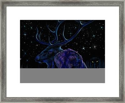 Watched  Framed Print by Yusniel Santos