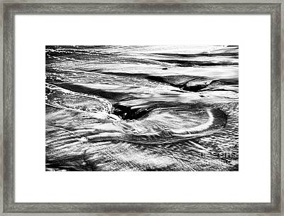 Water Creations Framed Print by John Rizzuto
