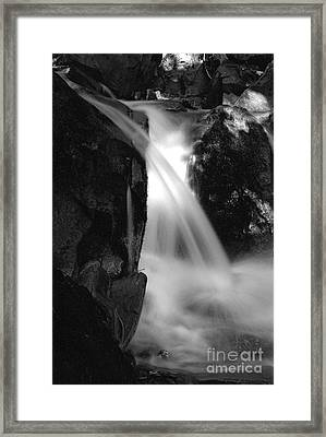 Water Framed Print by James Taylor