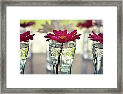 Water Lovers Framed Print by Laura Fasulo