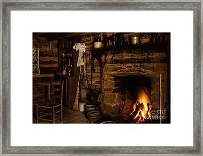 Way Back When Framed Print by Deborah Scannell