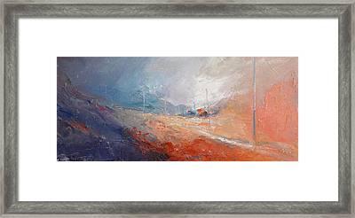 Way Home Viii Framed Print by David Figielek