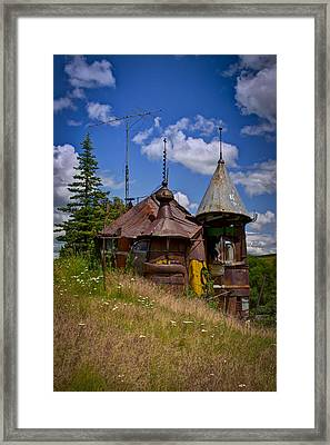 We Are Not In Kansas Anymore Framed Print by David Patterson
