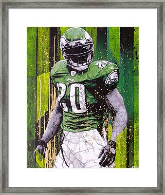 Weapon X Framed Print by Bobby Zeik