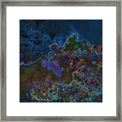 Weathering 1 Framed Print by Wendy J St Christopher