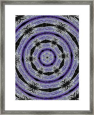 Web Of Lost Souls Framed Print by Robyn King