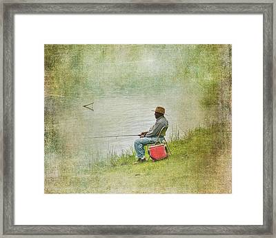Wednesday Afternoon Framed Print by Jai Johnson