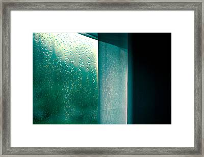 Wednesday In September  Framed Print by Bob Orsillo