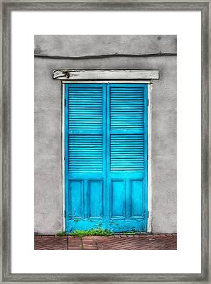 Welcome Framed Print by Brenda Bryant