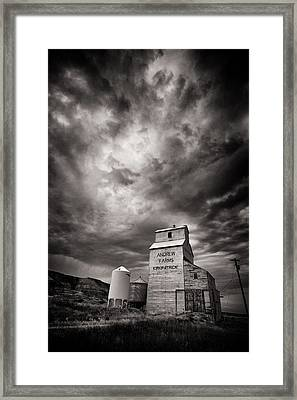 Welcome To Hell Framed Print by Ian MacDonald