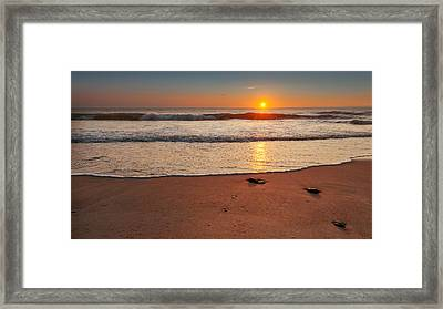 Wellfleet Sunrise Framed Print by Bill Wakeley
