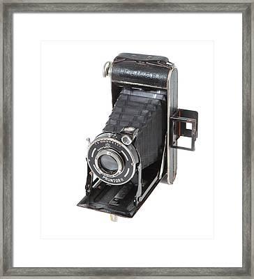 Welta Garant German Camera Framed Print by Paul Cowan