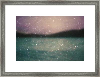 Wendy's Dream Framed Print by Violet Gray