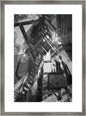 West Hastings  Framed Print by JC Photography and Art