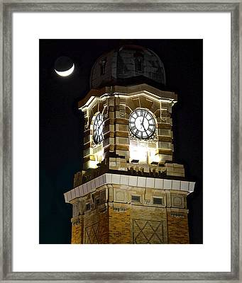 West Side Market Framed Print by Frozen in Time Fine Art Photography