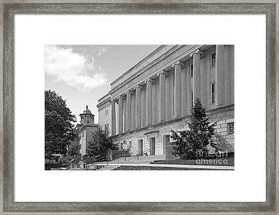 Western Kentucky University Framed Print by University Icons