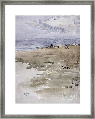 Westgate Framed Print by James Abbott McNeill Whistler