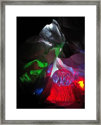 ...what... Framed Print by Charles Struse Sr