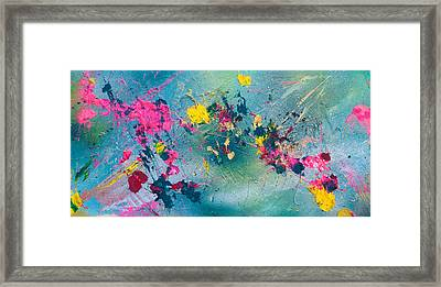 What Dreams May Come Framed Print by Maria  Lankina