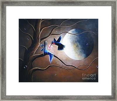 What Love Looks Like By Shawna Erback Framed Print by Shawna Erback
