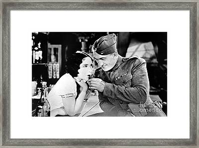What Price Glory, 1926 Framed Print by Granger