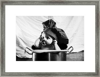 What's For Dinner  Framed Print by Anthony Ruselowski