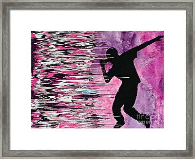 What's Hatin' Framed Print by Cyryn Fyrcyd