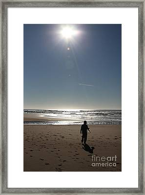 When I Was Young It Seemed That Life Was So Wonderful 5d21321 Framed Print by Wingsdomain Art and Photography