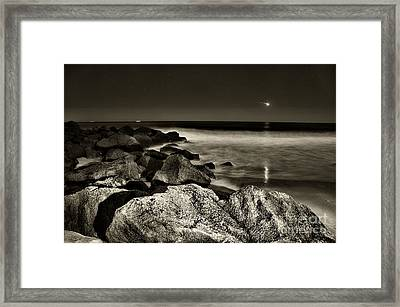 When You Wish Upon A Star  Framed Print by Paul Ward