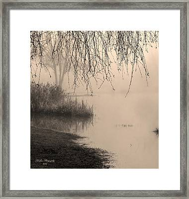 Where The Heart Is Framed Print by Jeanette C Landstrom