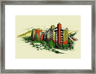 Whistler Art 004 Framed Print by Catf