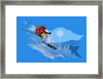 Whistler Art 008 Framed Print by Catf
