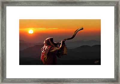 Atonement Framed Print by IM Spadecaller