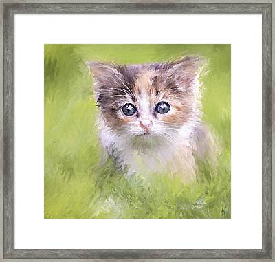 Who I Am And Who You Are Framed Print by Yury Malkov