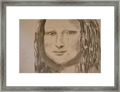Who I Am? Framed Print by Daniele Fedi