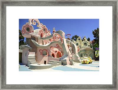 Whoville Framed Print by Ricky Barnard