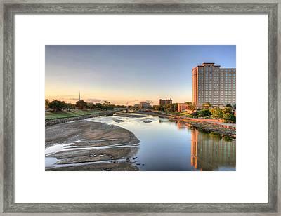 Wichita Framed Print by JC Findley