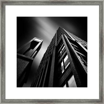 Wijnhaeve Framed Print by Dave Bowman