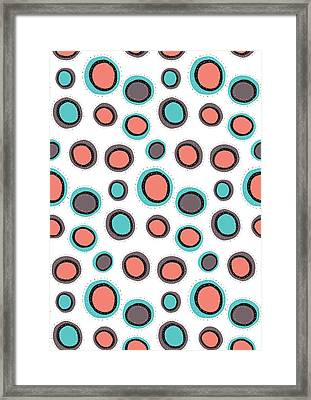 Wild Bounce Framed Print by Susan Claire