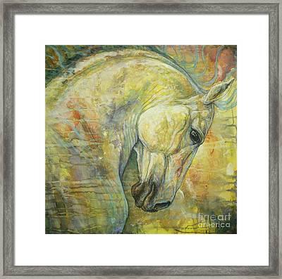 Wild Feel Framed Print by Silvana Gabudean