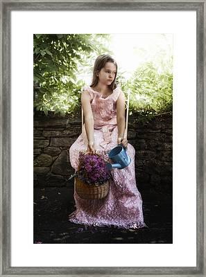 Wild Flowers Framed Print by Joana Kruse